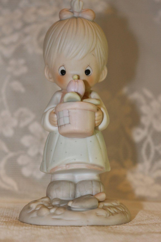 Enesco figure Precious monents collection