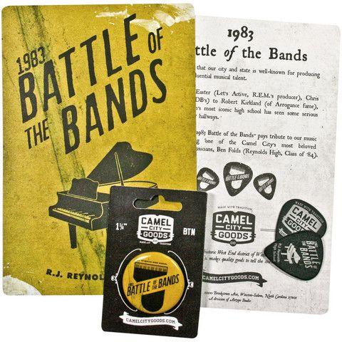 Battle of Bands Pack