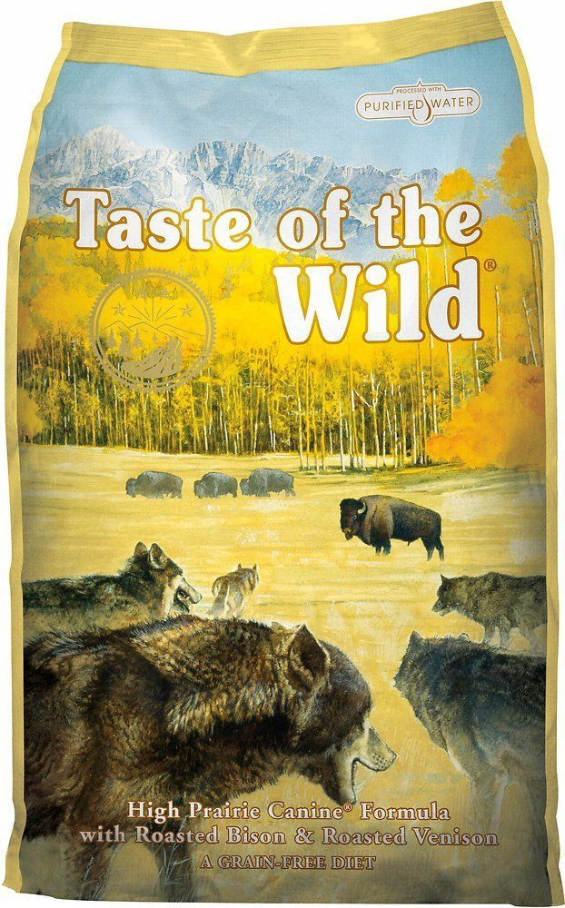 Taste Of The Wild High Prairie Dry Dog Food See This Great