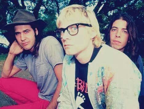 Krist, Kurt and Dave
