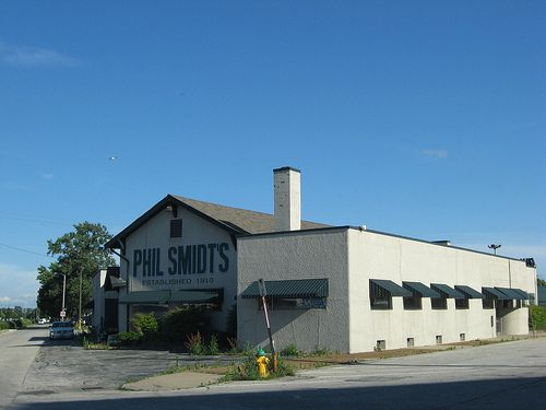 Phil Smidt S Restaurant Founded 1910 Closed 2007 Who Remembers The Lake Perch And Frog Legs