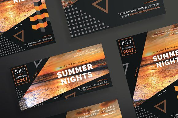 A huge bundle of minimal, clean and professional flyers of US - fashion design brochure template