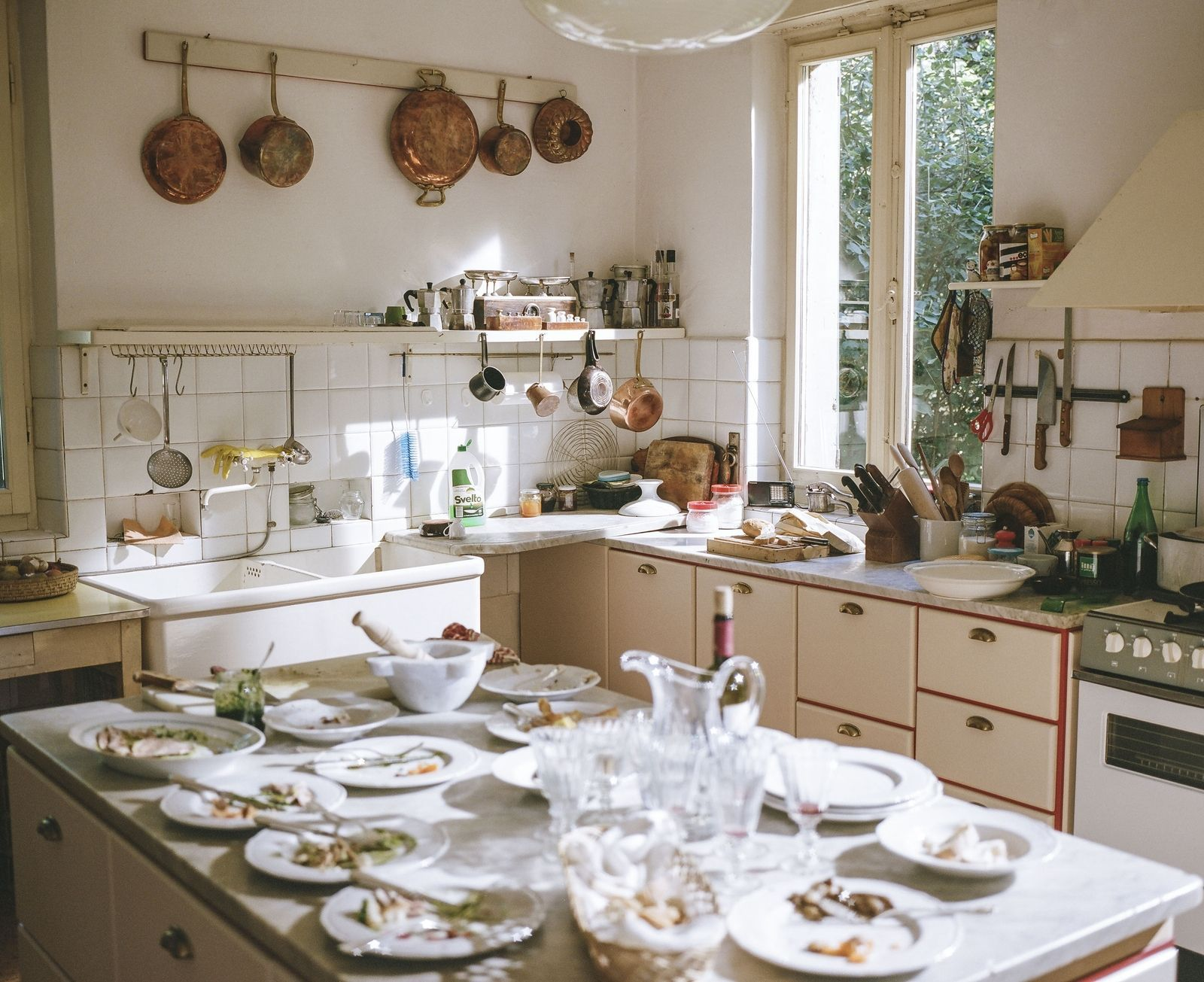 Kitchen Set Name Tour The 17th Century Italian Villa In Director Luca