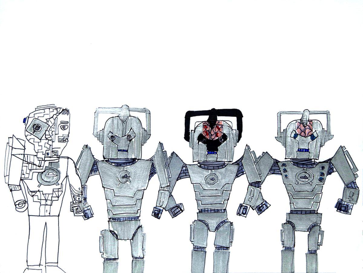 Cybermen 2