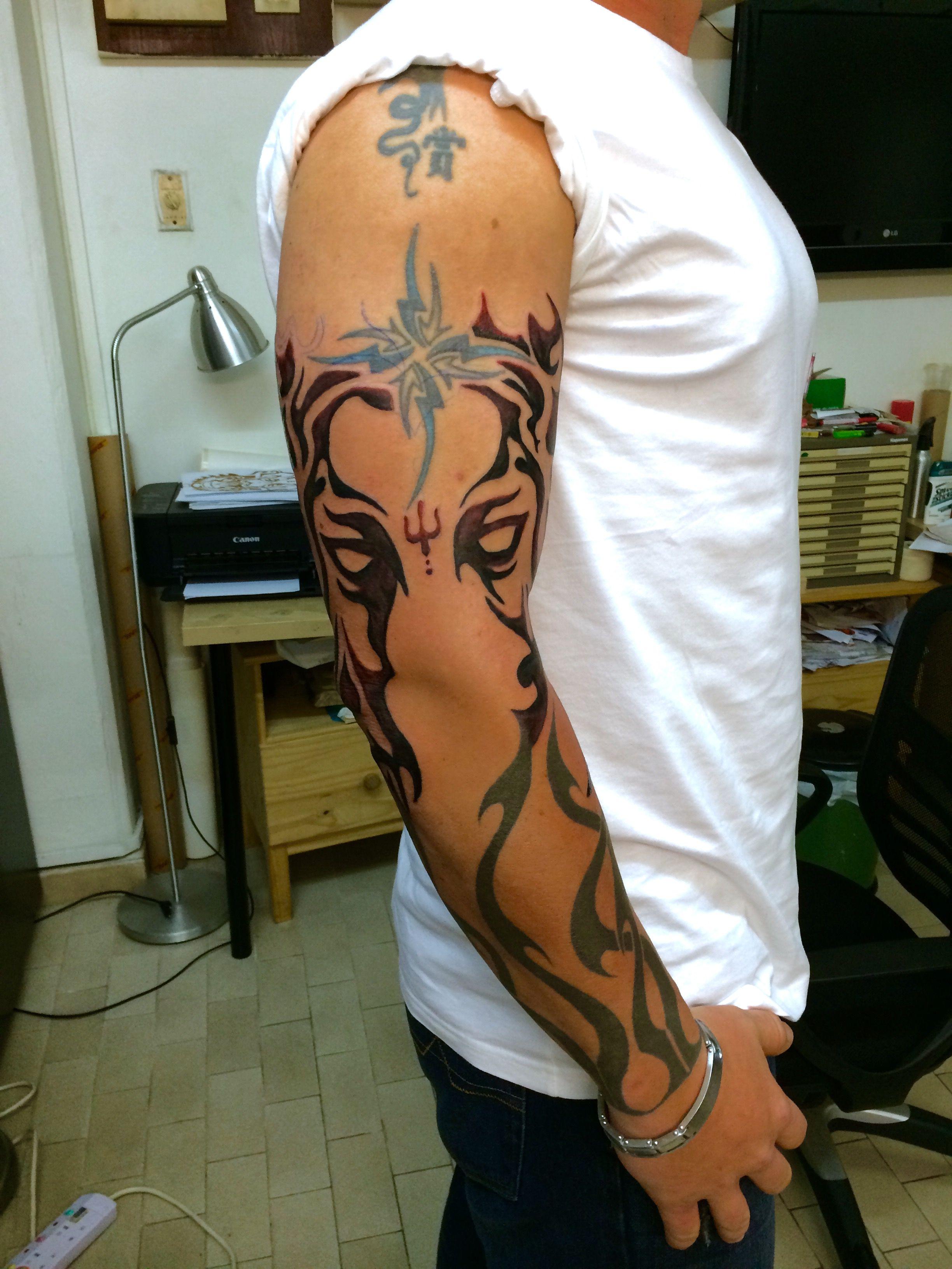 Ganesh tattoo and my artist and i singapore tattoos