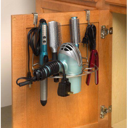 Home With Images Bathroom Storage Organization Curling Iron Storage Iron Storage