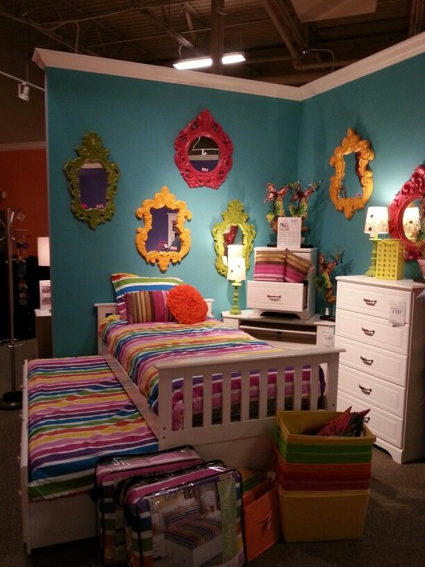 Youth Home Room: Home Decor, Room, Toddler Bed