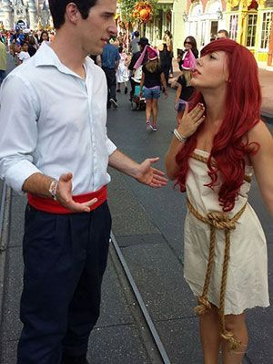 17 Unique Diy Disney Halloween Couples Costumes No One Else Will