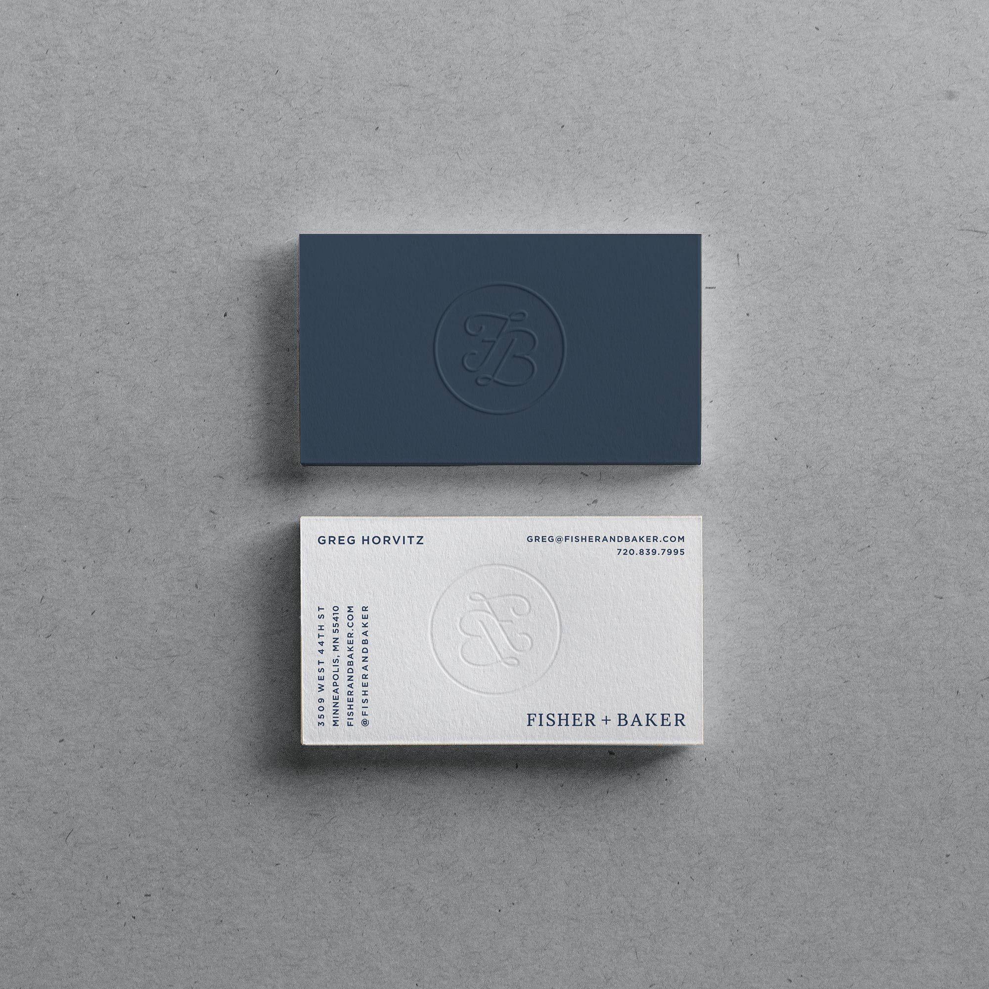 Fisher + Baker – Studio MPLS | A Branding & Packaging Design Agency ...