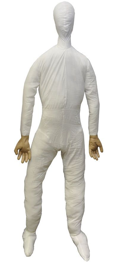 DUMMY FULL SIZE WITH HANDS HALLOWEEN PROP Penny Dreadful Auctions - life size halloween decorations