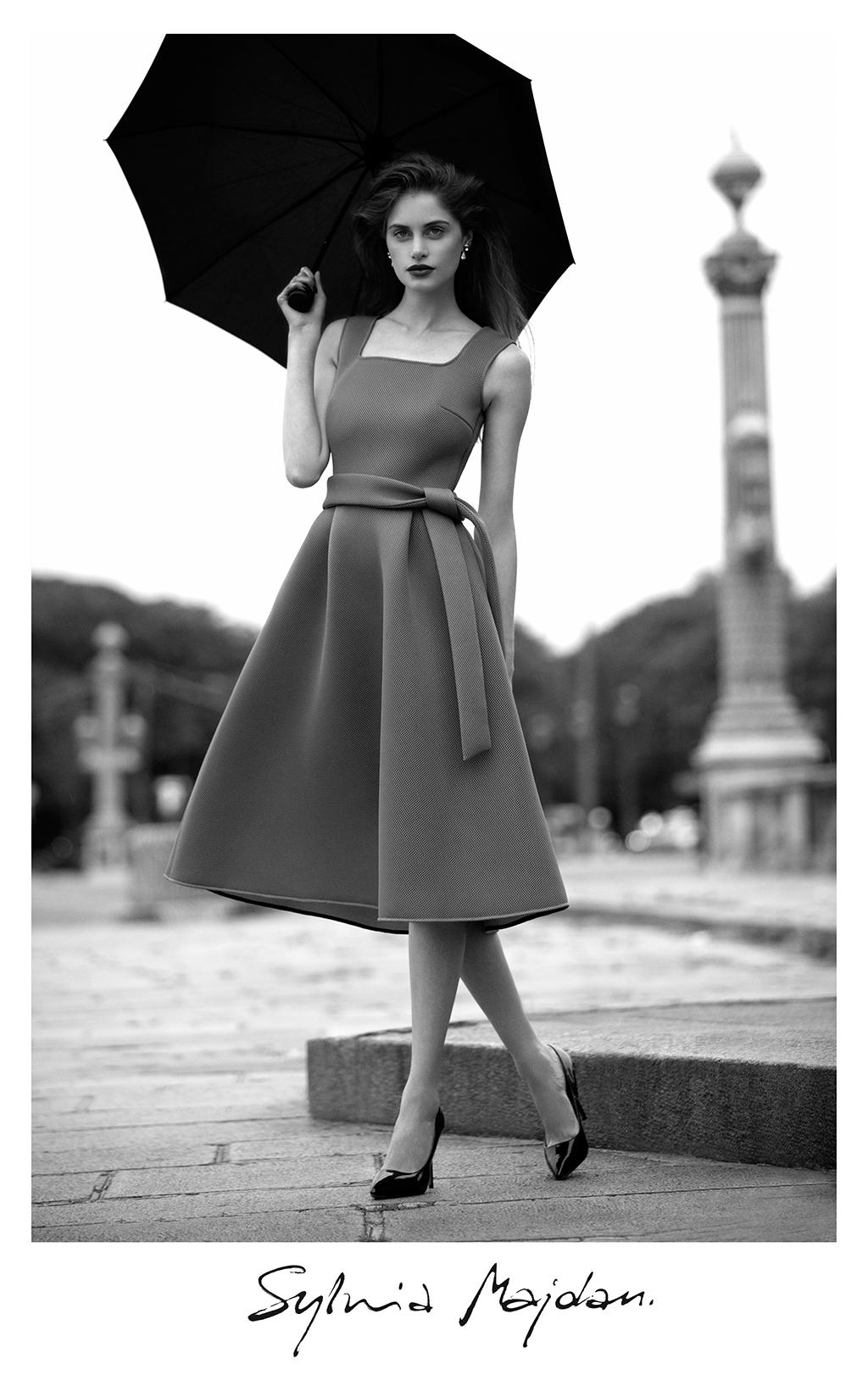 """Collection """"La Femme"""" Fall/Winter 2014/15 by Sylwia Majdan"""
