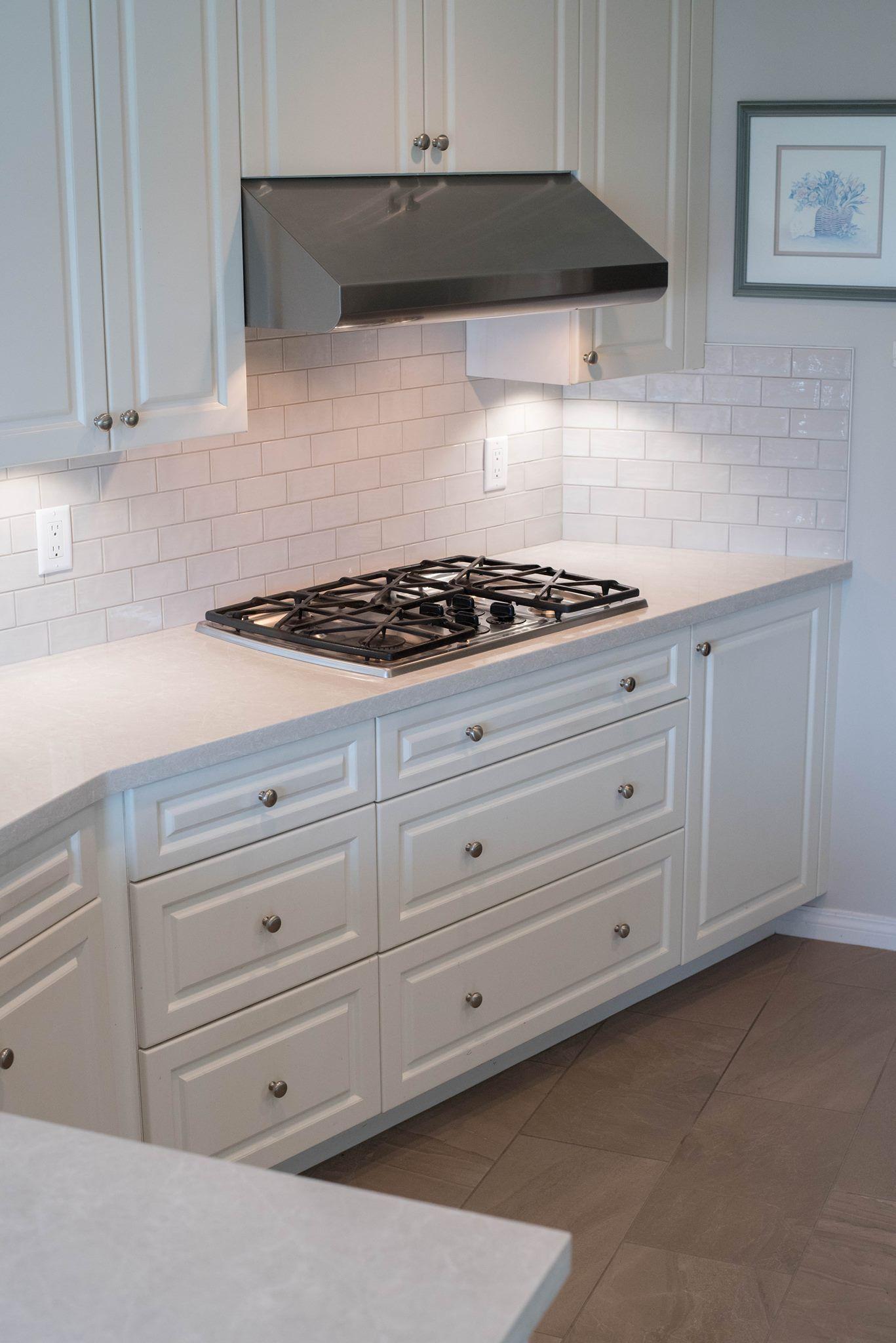 image result for cosmopolitan white caesarstone kitchen ideas