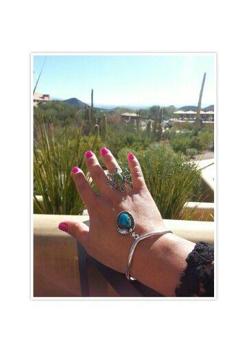 Turquoise jewels!