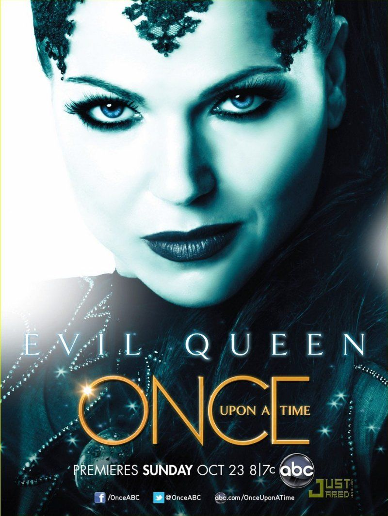 Evil Queen Regina Once Upon A Time It Cast Favorite Tv Shows
