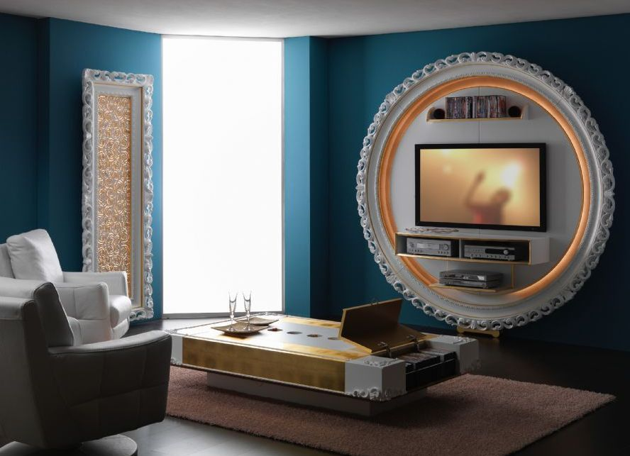 13 Ideas About Modern TV Wall Units to Impress You | casa | Pinterest