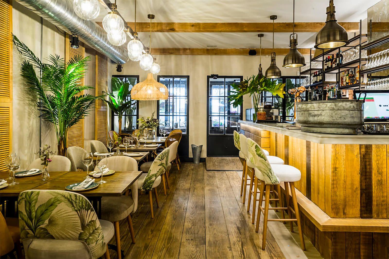 Restaurantes en Madrid: estos son los nuevos locales que tienes que conocer