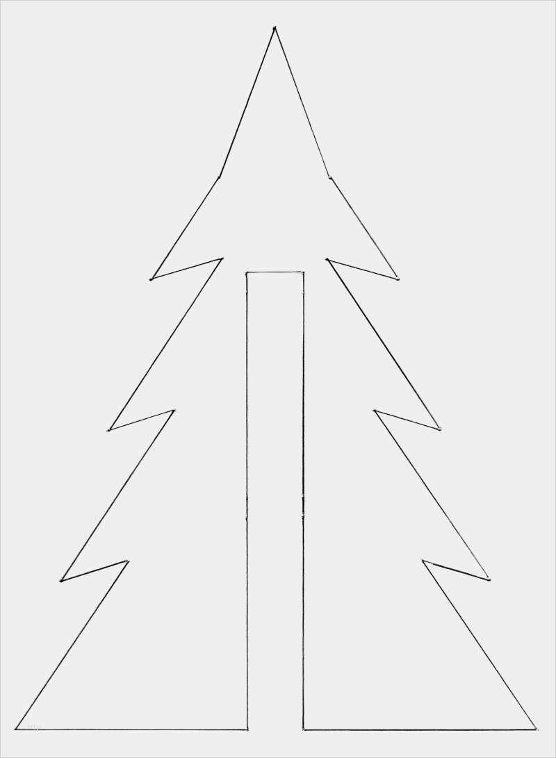 schablone tannenbaum zum ausschneiden  malvorlagen schone