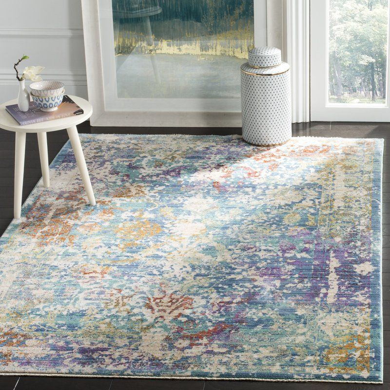You Ll Love The Somerville Green Beige Purple Area Rug At Joss Amp Main With Great Deals On All Products Purple Area Rugs Area Rugs Transitional Area Rugs