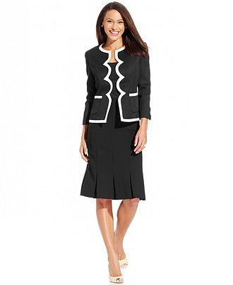 857444b3d71 Kasper Suit Separates Collection - All Suits   Suit Separates - Women -  Macy s