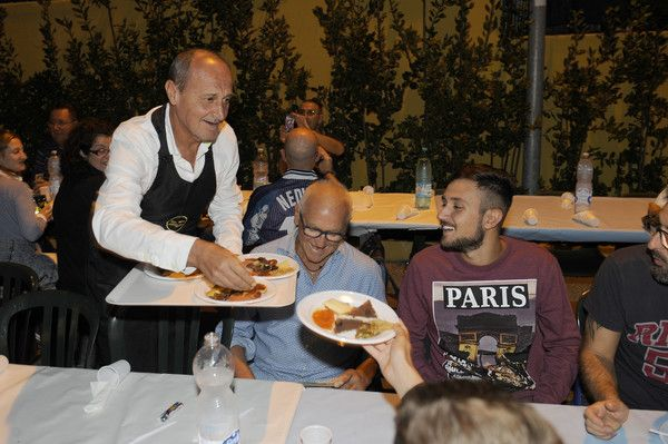 Delio Rossi attends a Charity Event on September 28, 2016 in Rome, Italy.