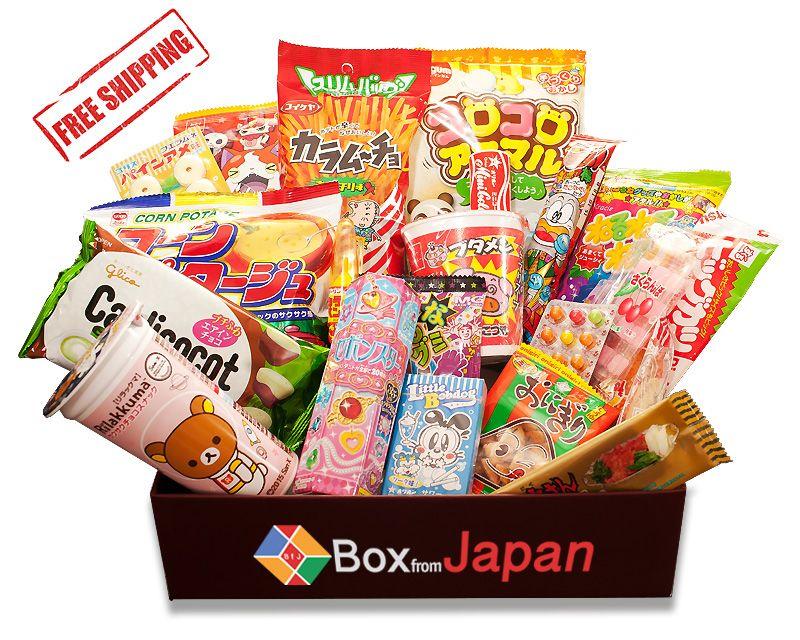 Nuestra Primer Caja Llena De Golosinas Esta Lista Boxfromjapan Our First Box Full Of Candies Is Dulces Japoneses Cajas De Dulces Japoneses Chuches Japonesas