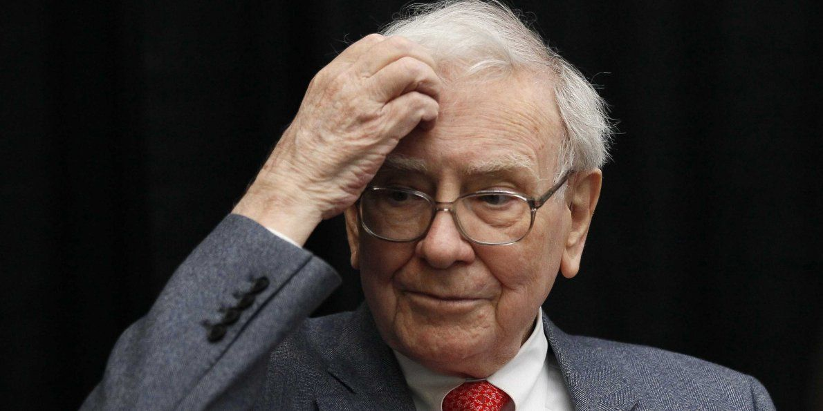 Warren Buffett Might Be Repeating The Worst Mistake Of His Career