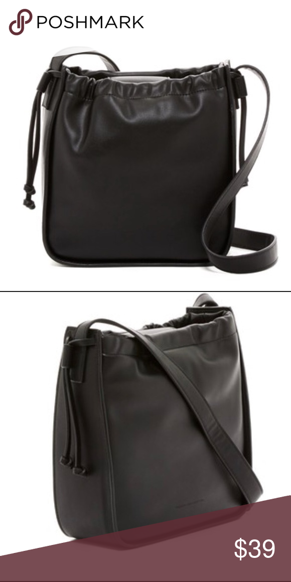 dc9ec18c77f French Connection Dane Crossbody Bag. NWT French Connection faux-leather  (polyurethane) hobo