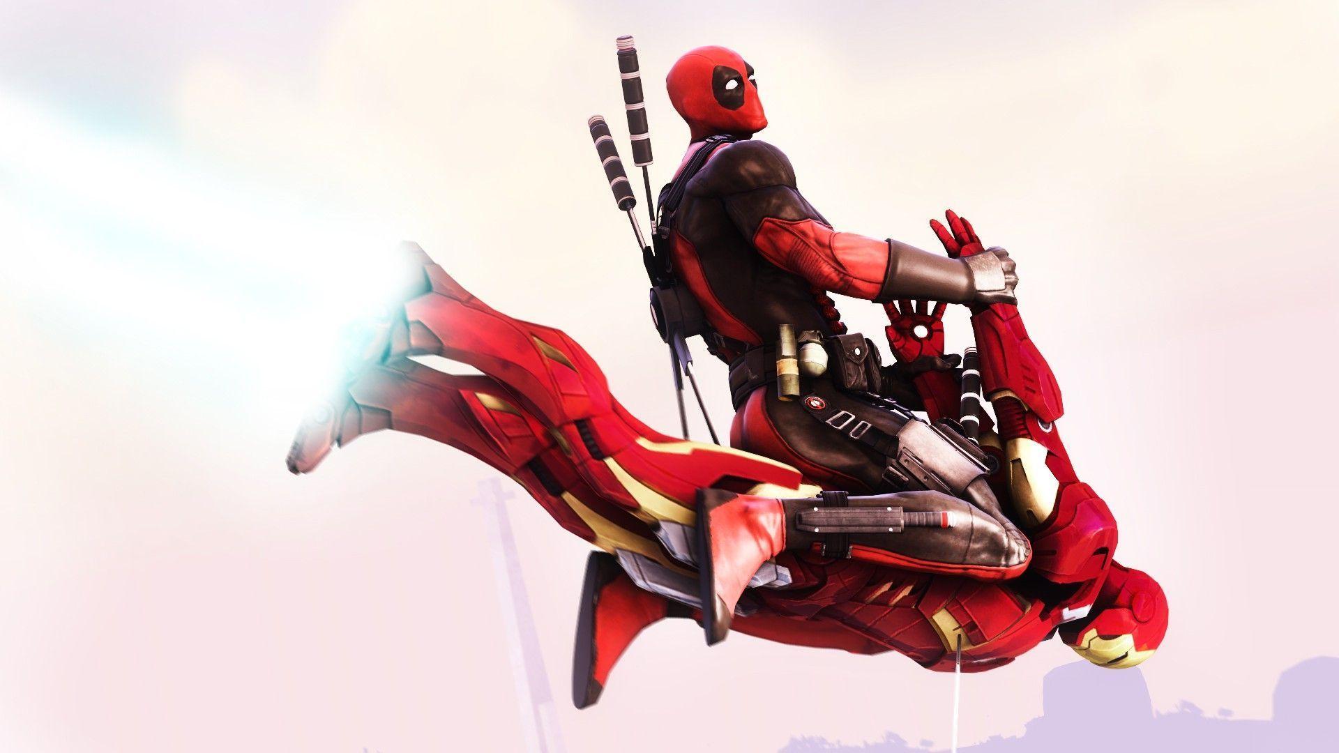 130 Of Massive Marvel Dc Wallpapers Con Imagenes Deadpool
