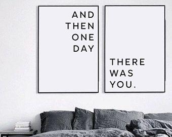 und dann eines tages gab sie valentinstag geschenk geschenk f r ihn freundgeschenk. Black Bedroom Furniture Sets. Home Design Ideas