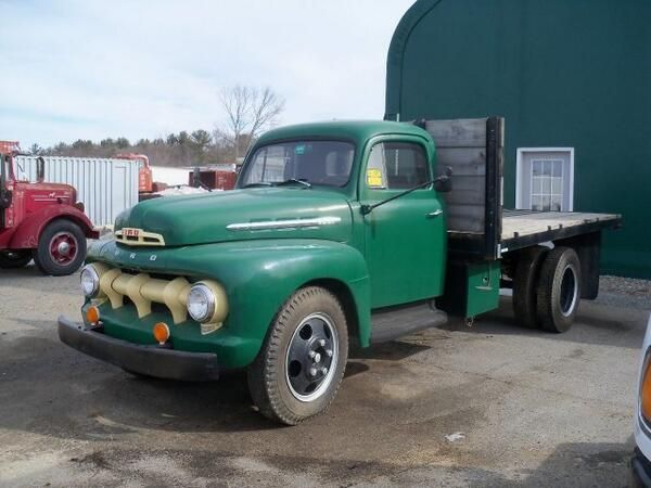 1952 Ford F100 Pick Up Jpm Entertainment