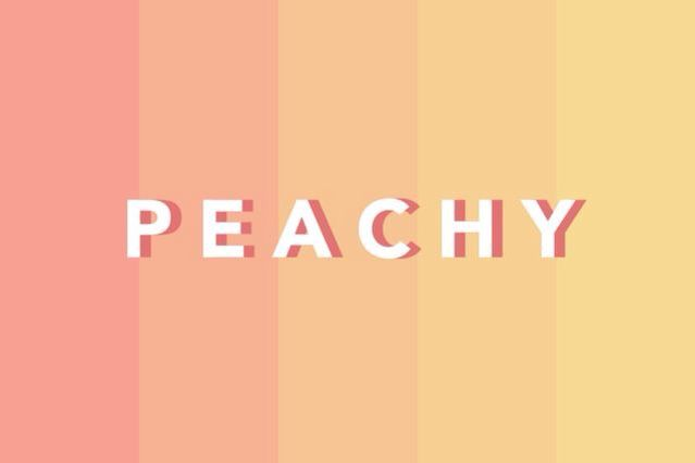 Pin by Hannah Bradley on words Peach aesthetic, Orange