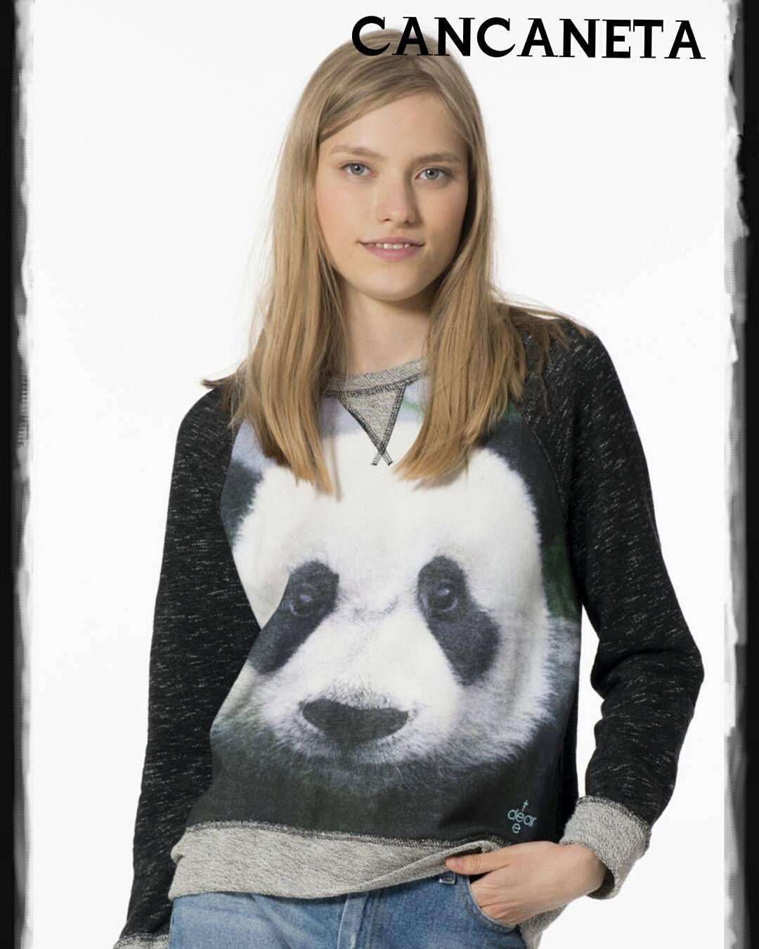Volvemos a tener disponible la sudadera del Oso Panda que tanto os gustó!!  y con un 20% de descuento hoy y mañana por el BLACK FRIDAY!! Que tengáis buena tarde de viernes!!  #compraencruces #cancaneta #descuentos #blackfriday #oportunidades #fw2015 #cute #cuteshop #tresdíasblackfriday #trendyshop #trendyfashion #boho #bohochic by cancaneta