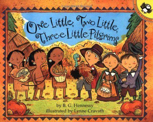 Thanksgiving Book List for Preschoolers | SLP tools