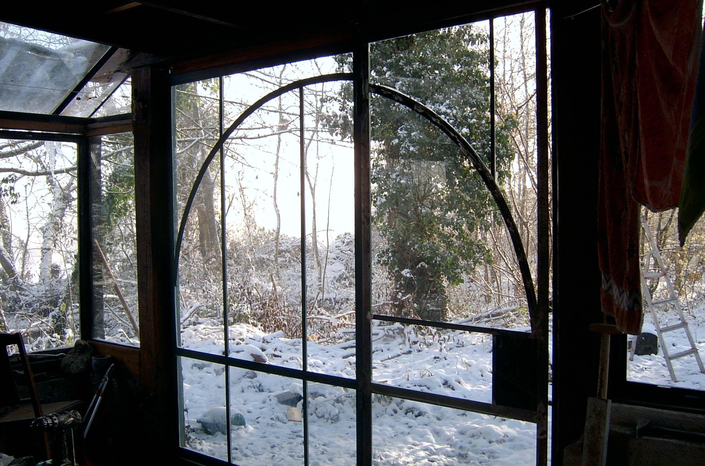 veranda | Que des Beaux Arts | Verriere, Veranda et Art