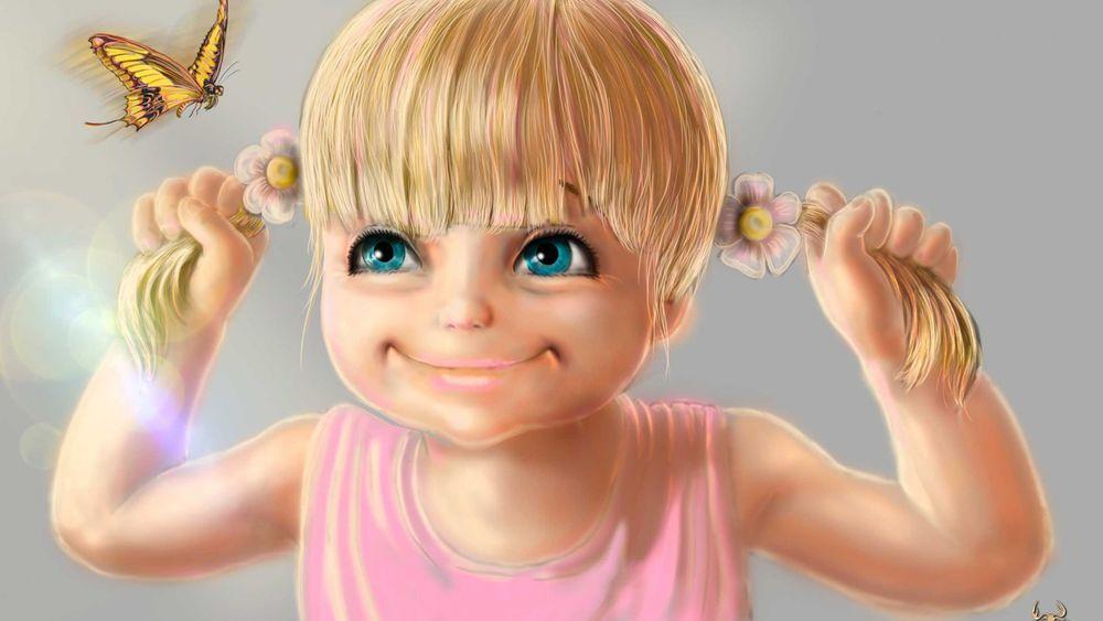 День, картинки аватарки прикольные для девочек