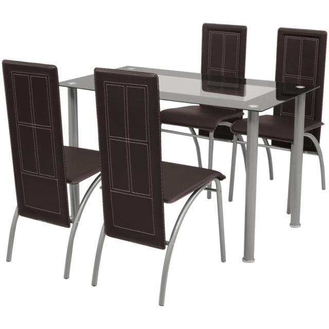 table ronde en verre pour salle à manger | prix table de
