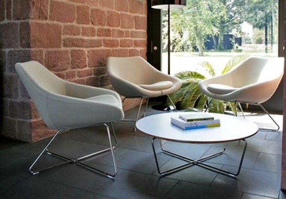 Reception Area Design Allermuir Furniture Open Seating