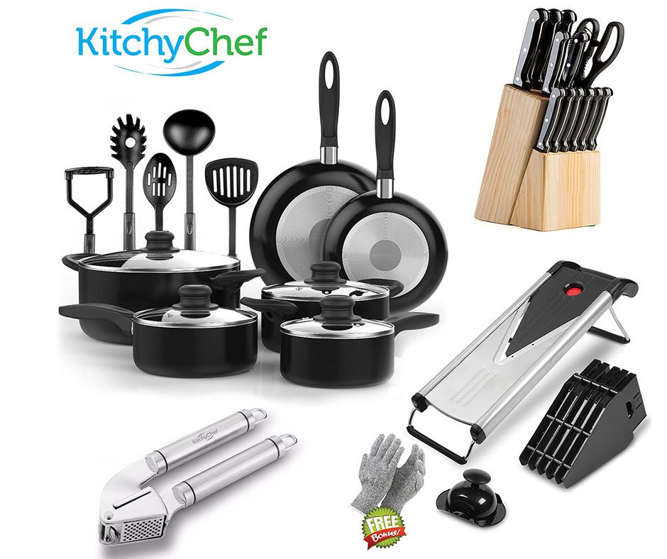Enter To Win The Ultimate Kitchen Started Kit [$243]
