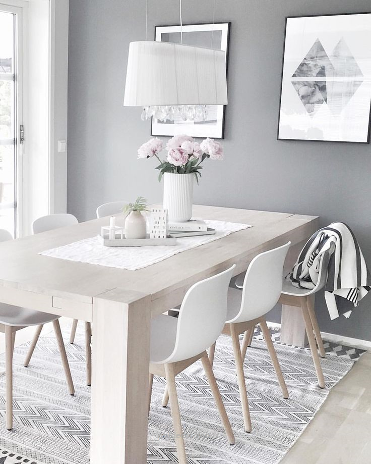 32 More Stunning Scandinavian Dining Rooms: Scandinavian Home Decor