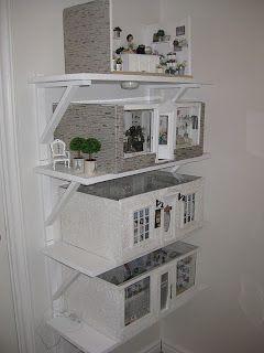 miniatyrmama: New Shelves!