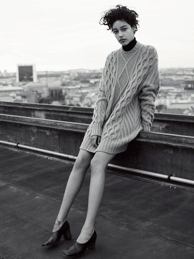 Photo 'The Beat Generation': by Karim Sadli for Vogue UK October 2015