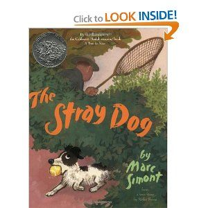 The Stray Dog, by Marc Simont.