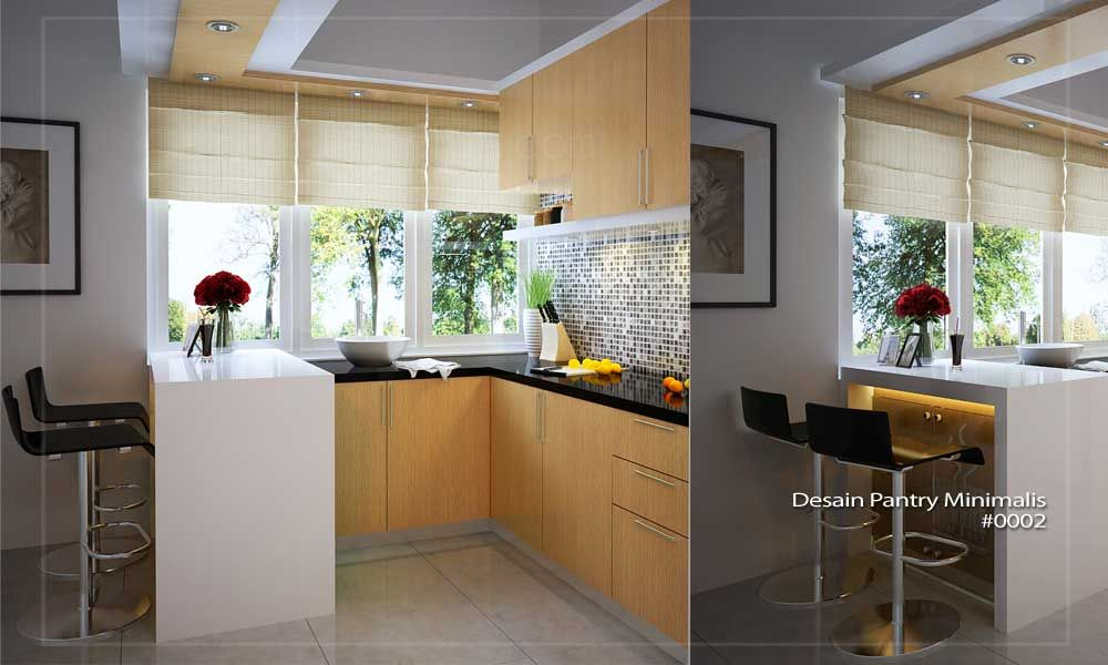 desain pantry mini bar minimalis home design pinterest house rh pinterest com