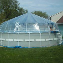 Piscina Desmontable Cubierta With Images Solar Pool Cover