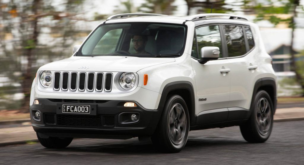 Jeep Axes Renegade In Australia Might Return When Its Commercially