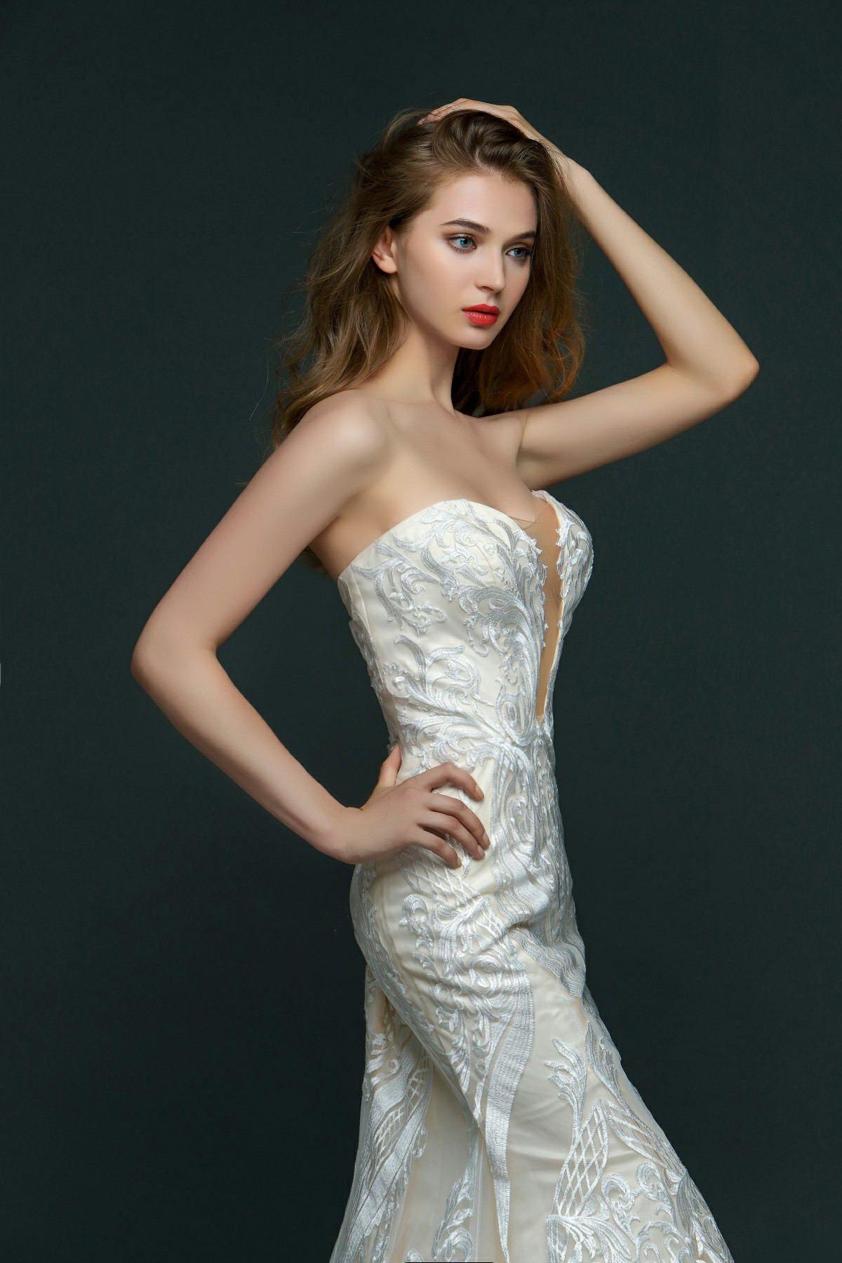 Custom made wedding dress  Vivienne Atelier Collection and Custom Made Wedding DressCheck us