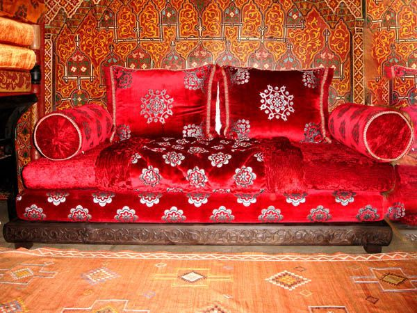 Image Detail For Moroccan Furniture Living Room Set Daybed Sofa