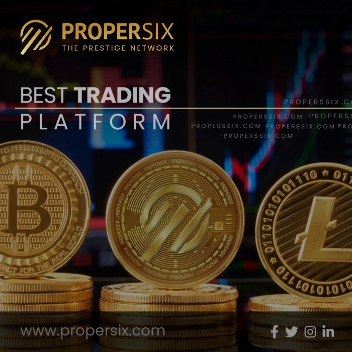 ProperSix is more than just a Bitcoin trading platform ...