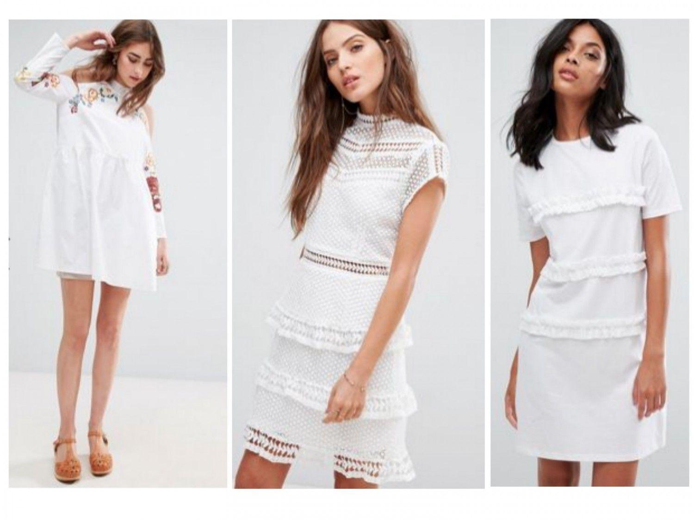 hvide kjoler student