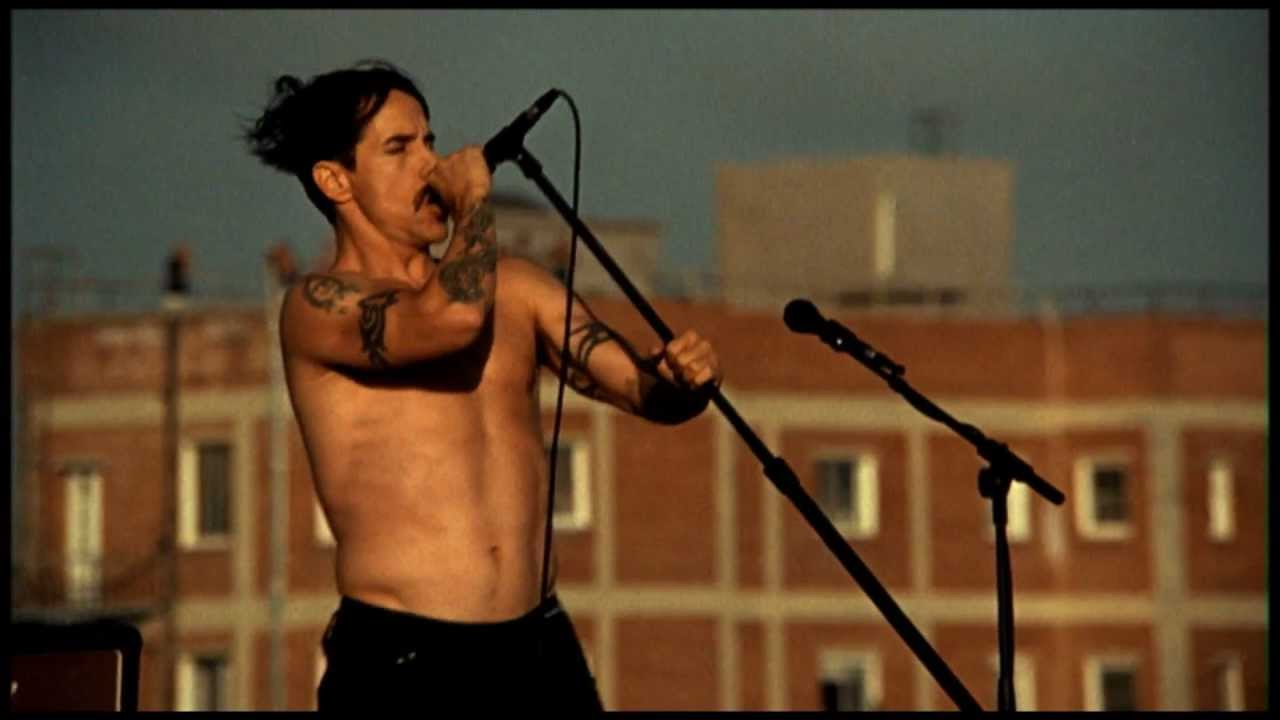 Red Hot Chili Peppers - The Adventures of Rain Dance Maggie (official vi...